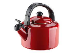 Эмалированный чайник 2,5 л Allegro Rosso