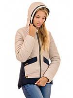 Стильная Куртка женская молодежная весенняя Размер 42-48