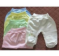 Ползунки для новорожденного интерлок Baby Life 9-019н 68