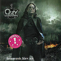 Музыкальный сд диск OZZY OSBOURNE Black rain (2007) (audio cd)