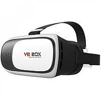 Очки виртуальной реальности VR BOX 2.0, 3д очки для смартфона цены в украине,