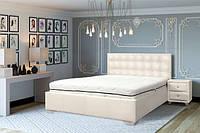 Кровать Теннесси с мягким изголовьем и подъемным механизмом, фото 1