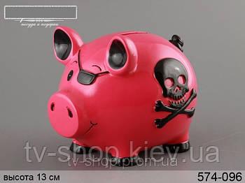 Копилка Поросенок Pink Pirate