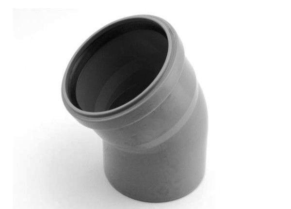 Колено для внутренней канализации, д. 110х30