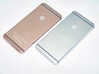 Стильный внешний аккумулятор Power Bank Ipower 20000 mAh (iPhone 6 style). Хорошее качество. Код: КДН1469