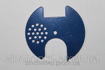 Летковый заградитель круглый полимер, диаметр - 70 мм, 4-х позиционный