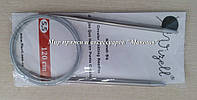 Спицы металические круговые на троссе Vizell, 120 см, № 5.5