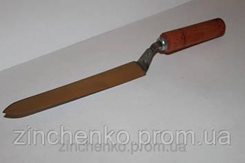 Нож  для распечатки сотов 205 мм из медицинской стали