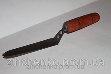 Нож пасечника 130мм медицинская сталь