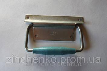 Ручки для ульев из оцинкованной стали с пластмассовым ободком, диаметр - 6 мм
