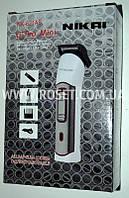 Машинка для стрижки беспроводная - Nikai Li Pro NK-621AB