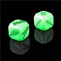 Светящиеся кубики Камасутра