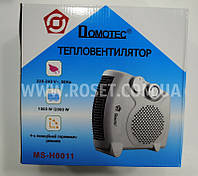 Тепловентилятор Domotec MS-H0011 2000W