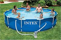 Каркасный бассейн Intex 28212 (56996), аналог 28712 размер 366x76 cм