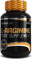 L-arginine BioTech USA 90 caps.