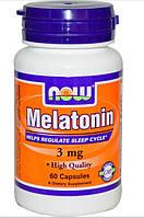 Now Foods Мелатонин 3 мг 60 капсул