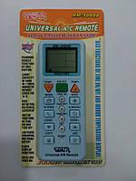 Универсальный пульт для кондиционеров  TOP RM-3000B (с фонариком)
