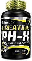 Creatine pH-X BioTech USA 210 caps.