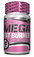 Mega Fat Burner BioTech USA 90 tabs.