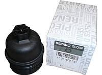 Крышка масляного фильтра Renault Master 2.3CDTi (M9T), RENAULT