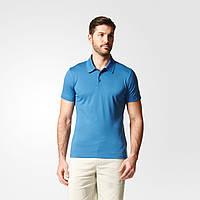 Рубашка-поло для мужчин Adidas Piqué S97924 - 2017