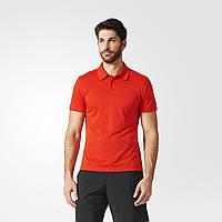 Рубашка-поло для мужчин адидас Piqué S97926 - 2017
