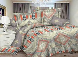 """Комплект постельного белья """"Viluta-сатин Твил"""", двуспальный"""