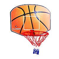 Кольцо баскет+щит взрослый 80320A+сетка  р 60*8