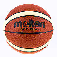 Мяч баскетбол №7  PU Molten GG-7
