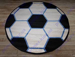 """Класный коврик для футболиста """"Мяч"""" размер 1,5х1,5м."""