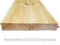 Доска  пола 35мм Деревянный пол