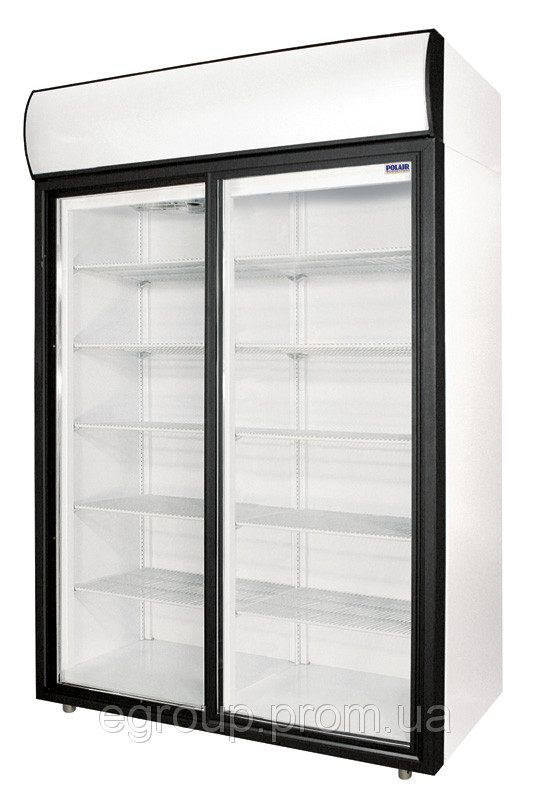Холодильник двери купе Polair dm114sd-s