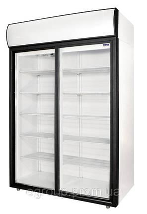 Холодильник двери купе Polair dm114sd-s, фото 2