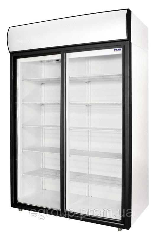 Холодильник двери купе DM 114 Sd-S - «Е-групп» - оборудование для Вашего Бизнеса в Днепре