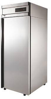 Холодильник нерж Polair CM107-G, фото 2