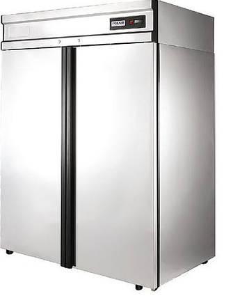 Холодильник нержавеющий Polair CM110-G, фото 2