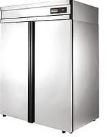 Холодильный шкаф нерж CM114-G Полаир