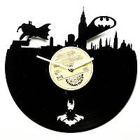 Часы настенные Бэтмэн в городе