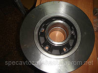 BOSCH 0 986 479 144 тормозной диск задний Opel Vivaro, Renault Traffic, Nissan Primastar