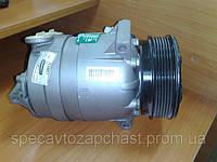 TEAMEC 8600051 компрессор кондиционера на Opel Vectra