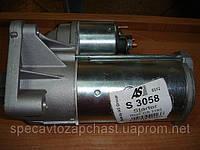 Стартер S 3058  Vivaro, Trafic, Primastar 1,9D производитель AS