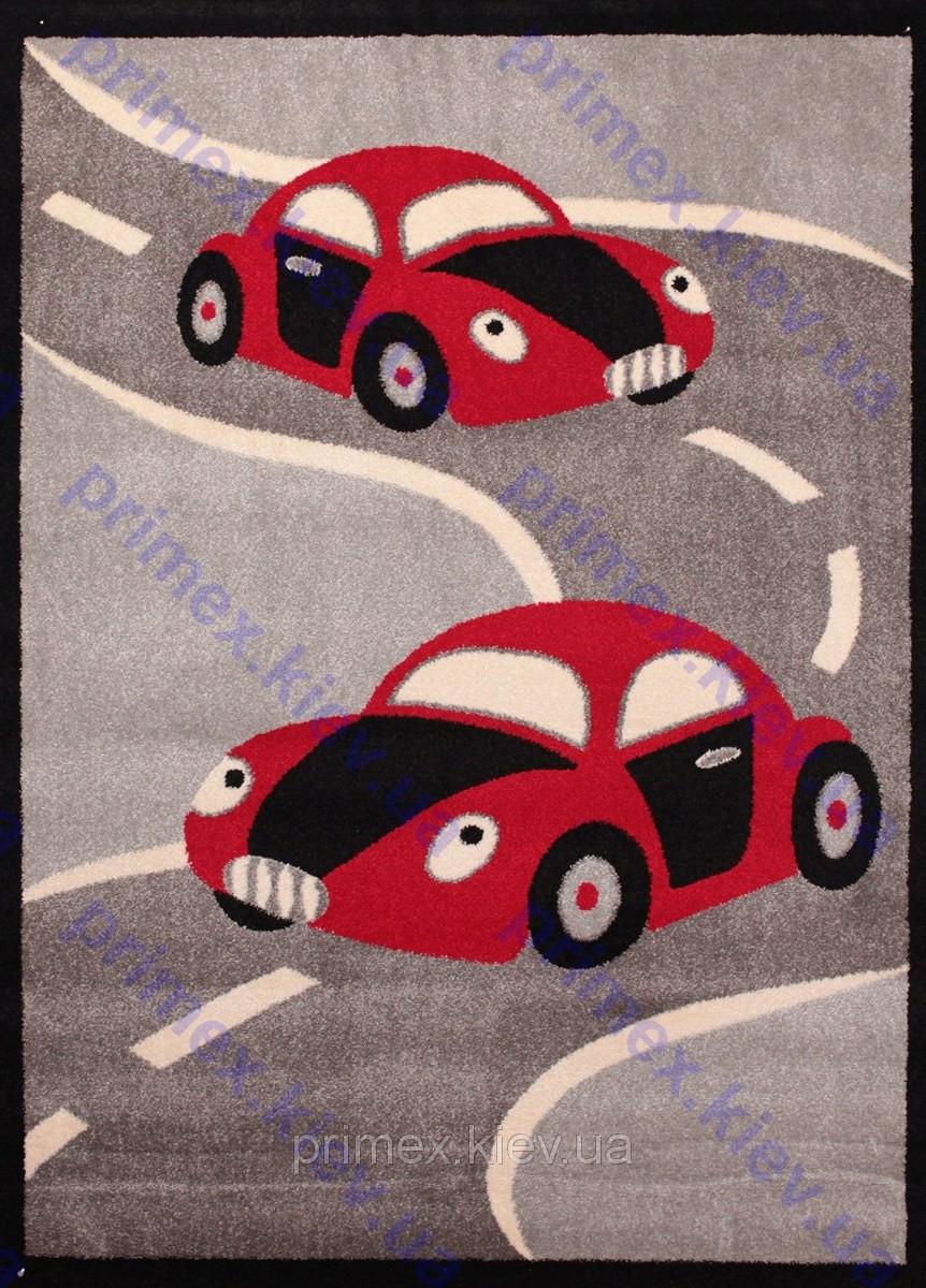 """Ковер для детской комнаты """"Машина дорога"""". Магазин ковров и ковровых покрытий"""