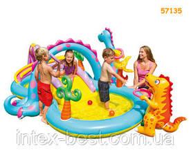 """Детский водный игровой центр """"Планета динозавров"""" Intex 57135(333-229-112 см.), фото 3"""