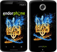 "Чехол на Motorola Nexus 6 Герб ""1635c-67"""