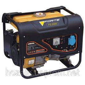 Бензиновий генератор FORTE FG2000