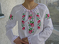 Украинские вышиванки или, как выбрать вышиванку?