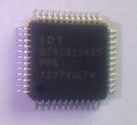 Микросхема IDT STAC9228X5 аудиокодек для ноутбука