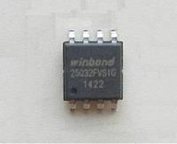 Микросхема Winbond W25Q32FVSIG (25Q32FVSIG) для ноутбука