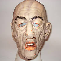 Карнавальная маска резиновая Бородавка