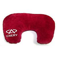 Подушка-рогалик для шеи Chery